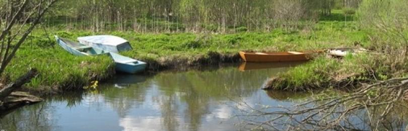 Как сделать деревянную лодку. Часть 1