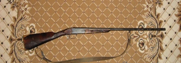 Предшественник  ИЖ-18 — ружье ИЖ-КБ