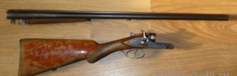 Мое первое ружье — ТОЗ-БМ