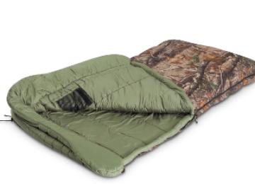 Как выбрать спальник для охоты и рыбалки