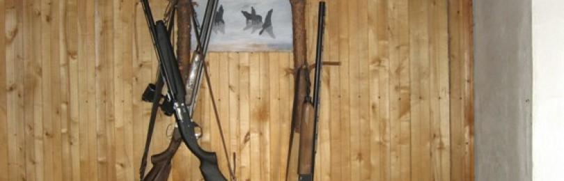 Уход за ружьем
