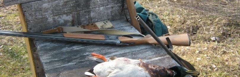 Основные характеристики охотничьих ружей