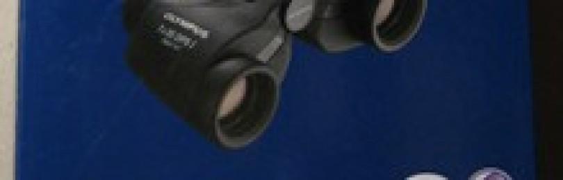 Бинокль Olympus 7х35 DPS I — описание и отзыв